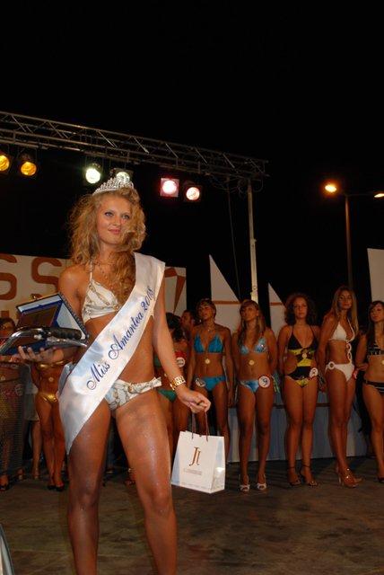 Violetta Solonko Violettas Miss Amantea