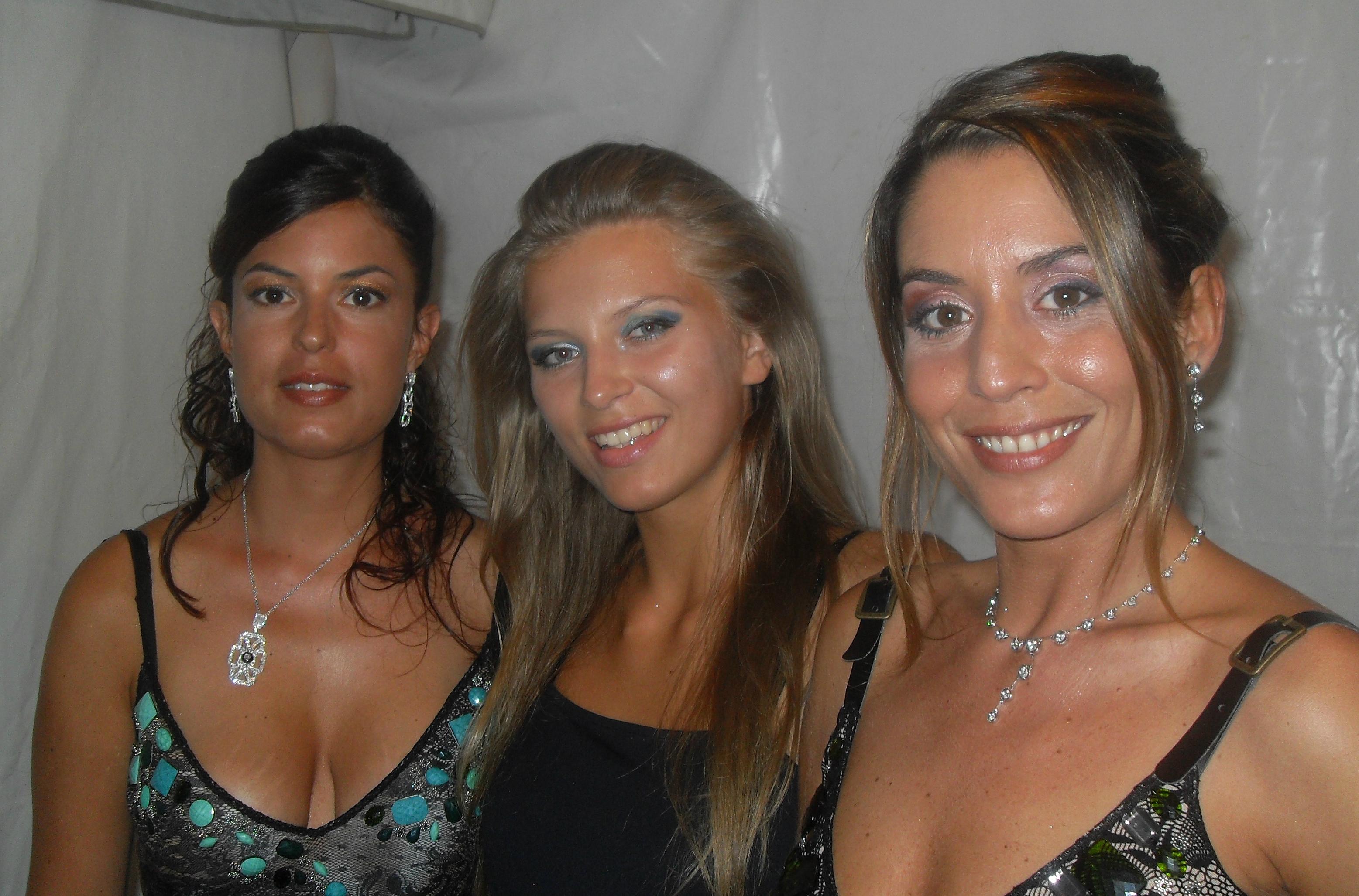 Violetta Solonko Violettas Sara Tommasi e Daniela Fazzolari