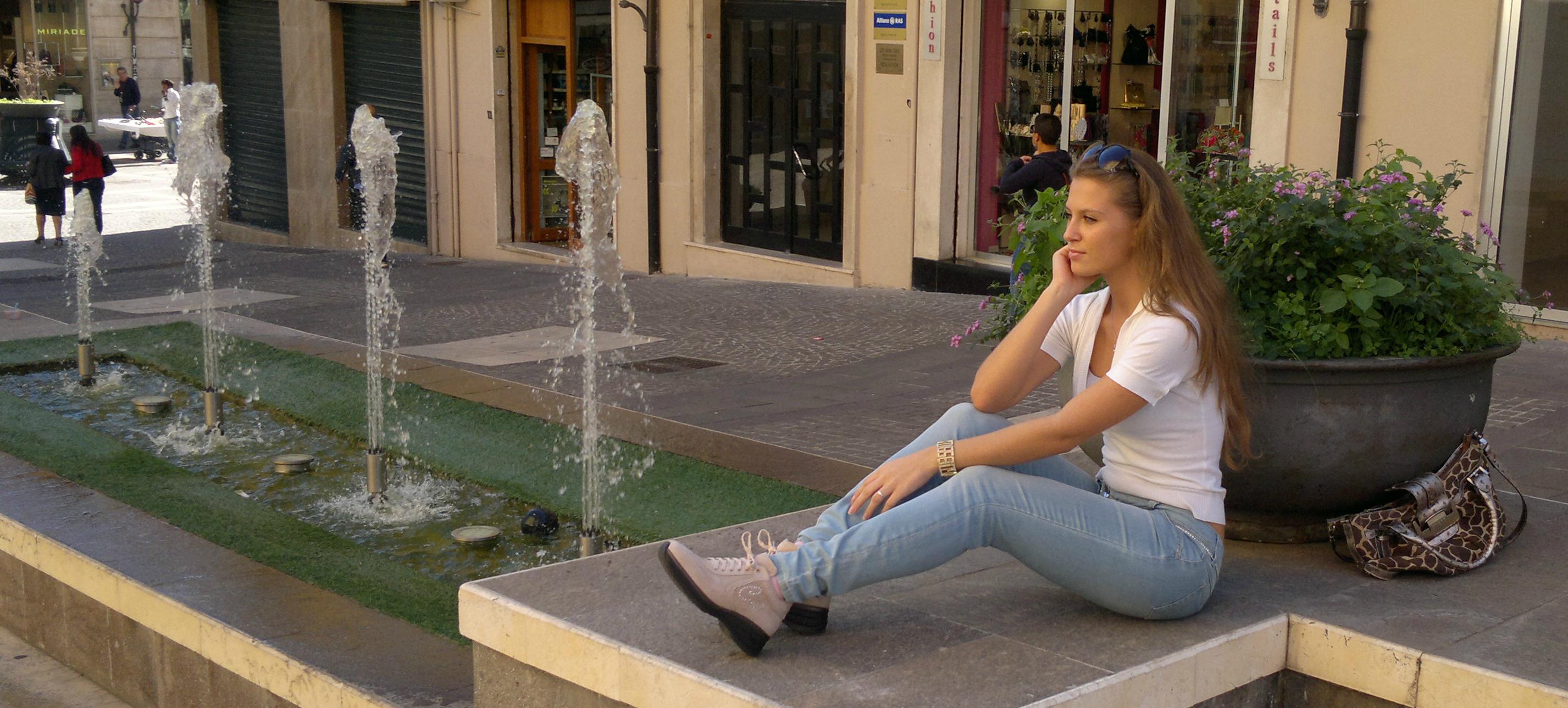 Violetta Solonko Violettas shopping