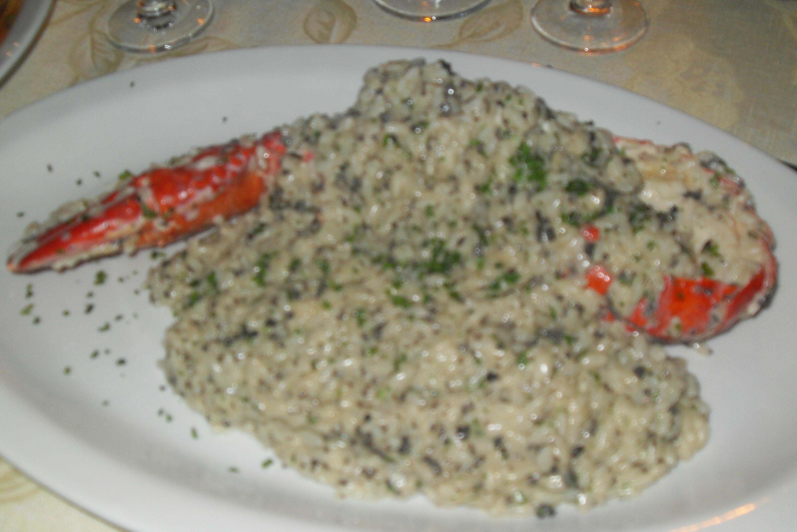 Violetta Solonko Violettas pranzo