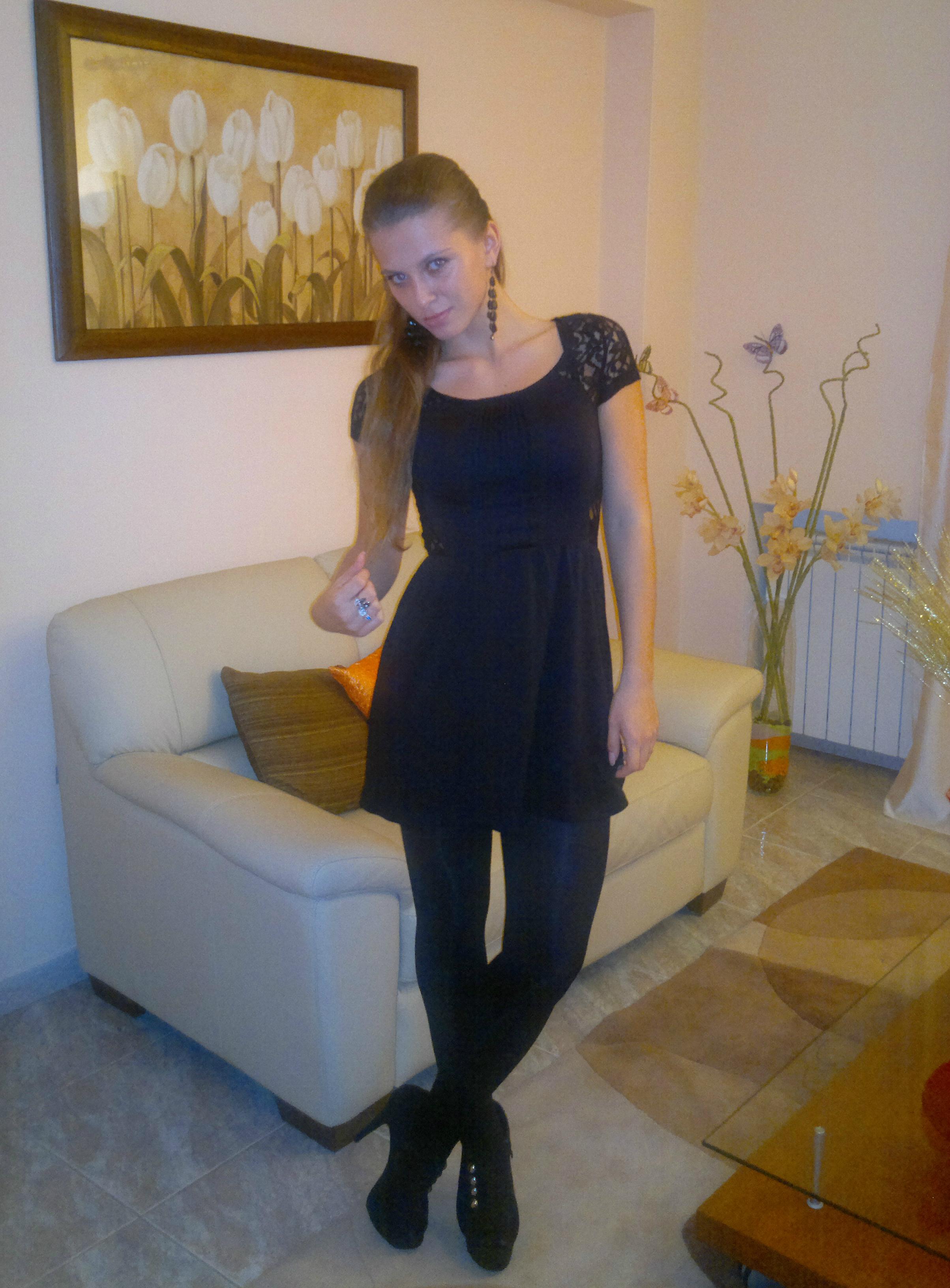 Violetta Solonko Violettas H&M