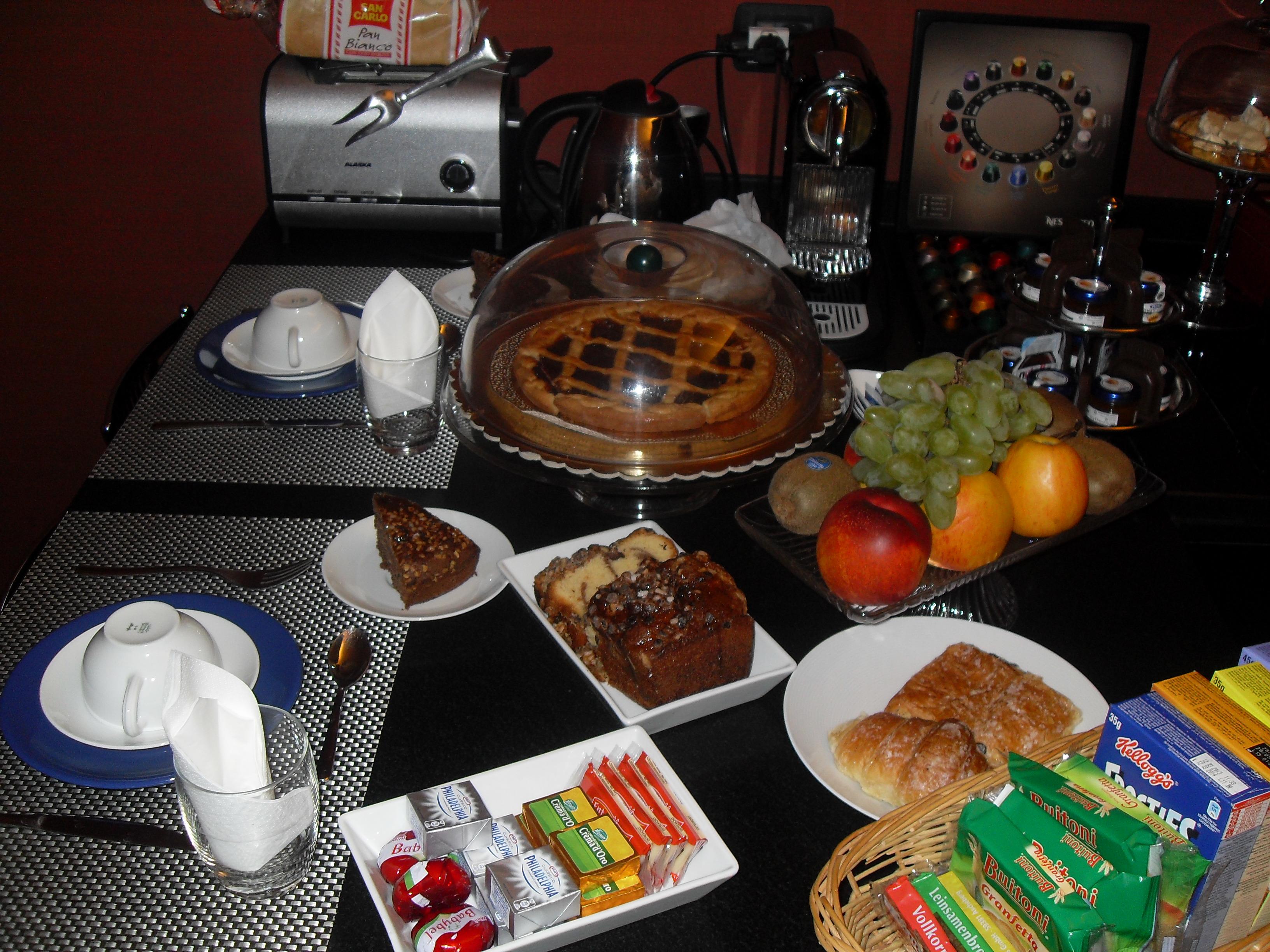 Violetta Solonko Violettas colazione