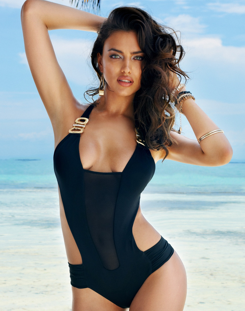 Irina Shayk for Beach Bunny Signature Collection 2014-007