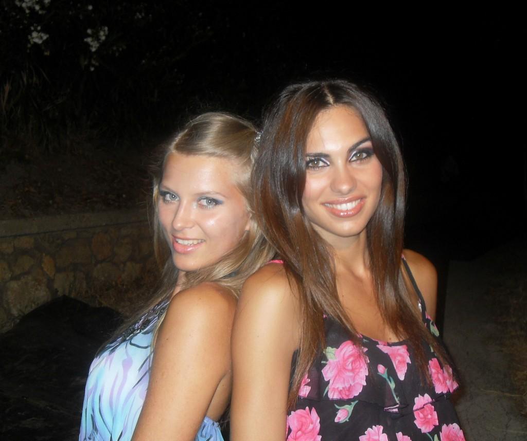 Violetta Solonko Violettas Miss Universe Italy