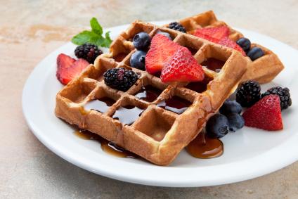 Violettas breakfast (1)